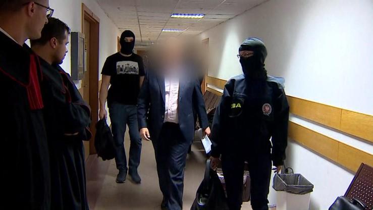 Kolejne zarzuty dla zatrzymanego przez CBA byłego szefa GetBack