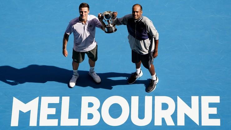Australian Open: Ram i Salisbury najlepszymi deblistami