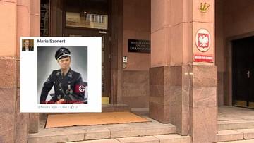 """""""Aktywność miała miejsce przed otwarciem konsulatu"""" - MSZ ws. zdjęcia Tuska w hitlerowskim mundurze"""