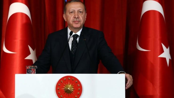Prezydent Turcji przeciwko europejskiej i wewnętrznej krytyce