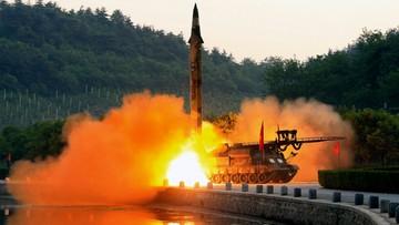 Korea Płn.: sukces próby z pociskami klasy ziemia-woda