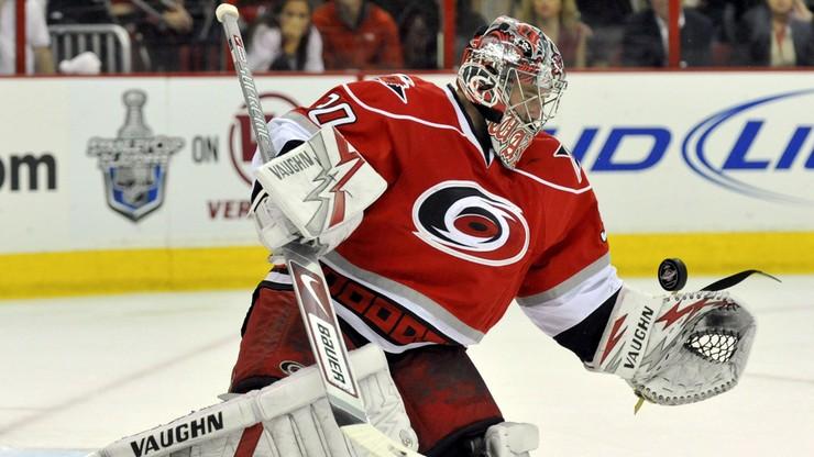 NHL: Mistrz uległ w dogrywce. Tampa Bay Lightning przegrali z Carolina Hurricanes