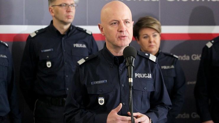 """""""Złamał zasady etyczne, nie przepisy służbowe"""". Szef policji o odwołanym komendancie z Wrocławia"""