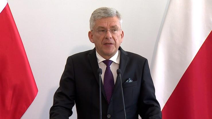 Karczewski: mniejszość polska w Niemczech jest nieuznawana, musimy to zmienić