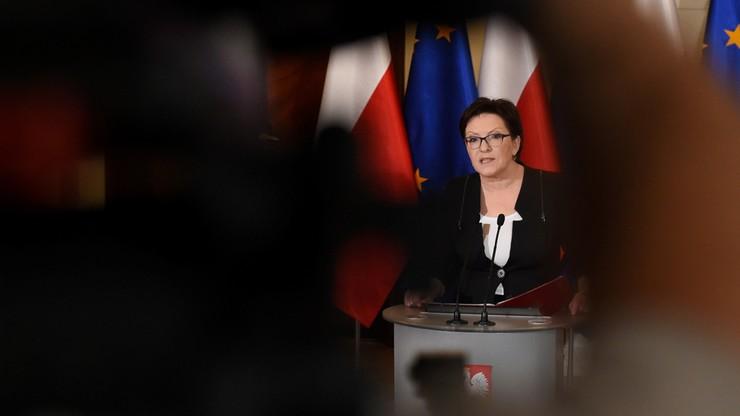 Kopacz ponawia apel do Dudy o zmianę terminu pierwszego posiedzenia Sejmu