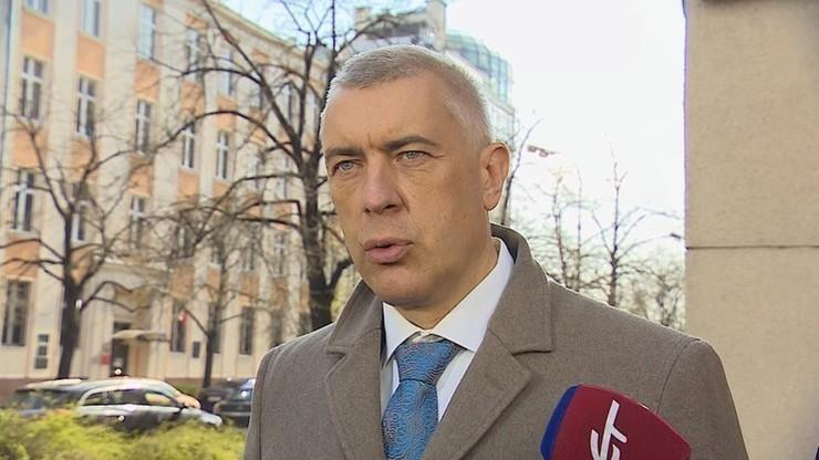 Święczkowski: mamy mocne dowody przeciw mecenasowi G.