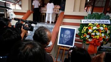 Zabił i zjadł siedmioro dzieci. Jego ciało skremowano po 60 latach