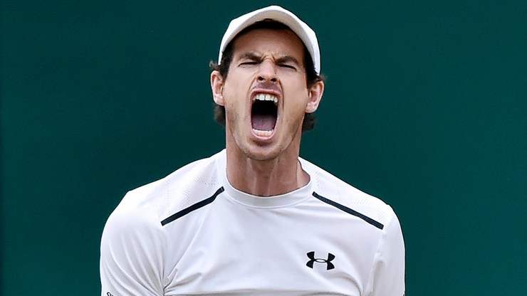Murray w półfinale Wimbledonu. Tsonga stawił zacięty opór