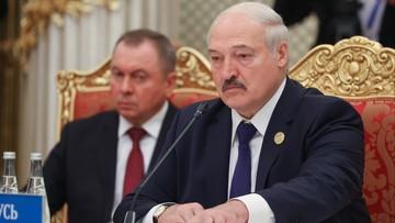 Nieoficjalnie: Polska apeluje o kolejne sankcje dla Białorusi
