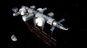 Jeff Bezos zapowiada komercyjną stację kosmiczną. M.in. dla biur podróży