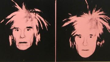 Andy Warhol w reklamie znanego fast foodu. Wykorzystano fragmenty filmu sprzed lat