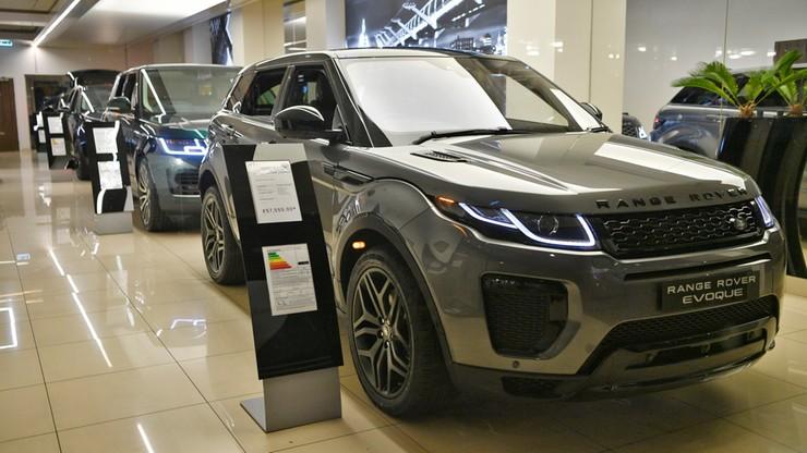 Jaguar Land Rover zapowiada zwolnienie 4,5 tys. pracowników
