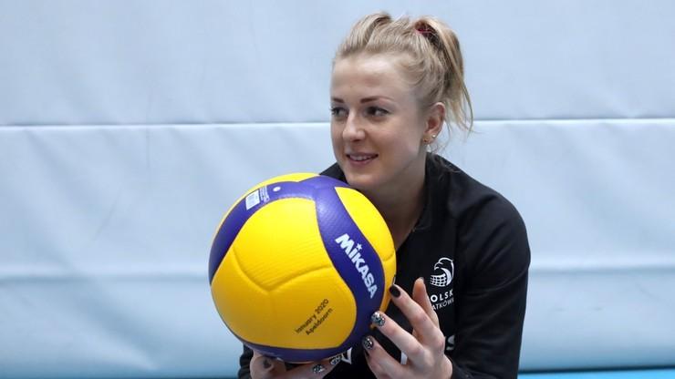 Joanna Wołosz nie zagra na mistrzostwach Europy!