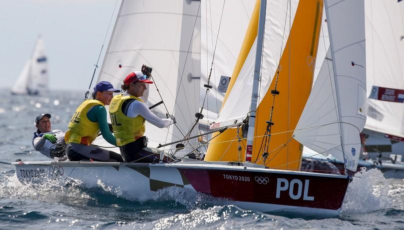 Tokio 2020: Polki spadły na trzecie miejsce tuż przed wyścigiem medalowym