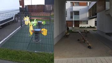 """Deweloperskie place zabaw. """"Jak spacerniak w więzieniu dla dzieci"""""""
