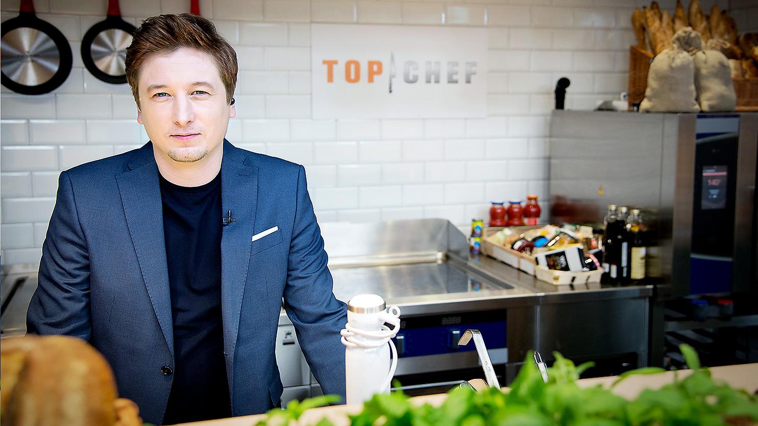 Grzegorz Łapanowski: Top Chef to wielkie wyzwanie - Polsat.pl