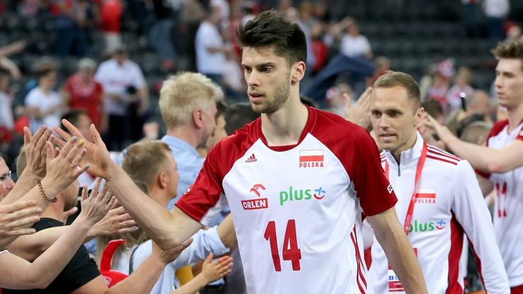 Znamy skład reprezentacji Polski siatkarzy na turniej Ligi Narodów w Katowicach