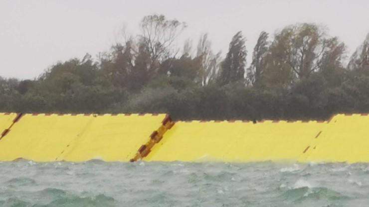 """""""Operacja MOSE"""". Koniec z powodziami w Wenecji?"""