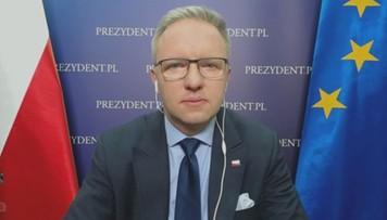 Krzysztof Szczerski kandydatem na ambasadora RP przy ONZ