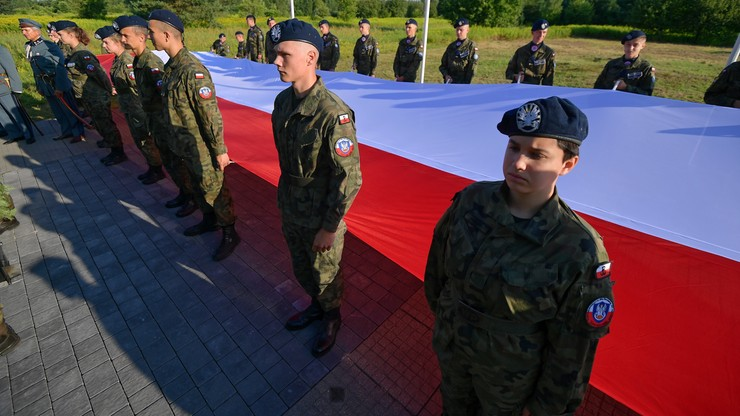 15 sierpnia - święto Wojska Polskiego