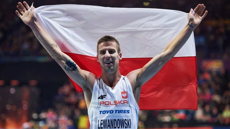 Lewandowski: Inna technika biegu, lepsze samopoczucie