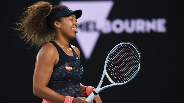 Australian Open: Błyskawiczny awans Naomi Osaki do 1/8 finału