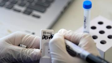Rekord nowych przypadków koronawirusa w Wielkiej Brytanii