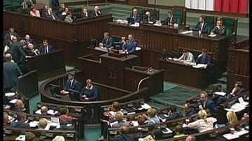 Sejm wybrał członków komisji ds. Amber Gold. Jeszcze dziś jej pierwsze posiedzenie
