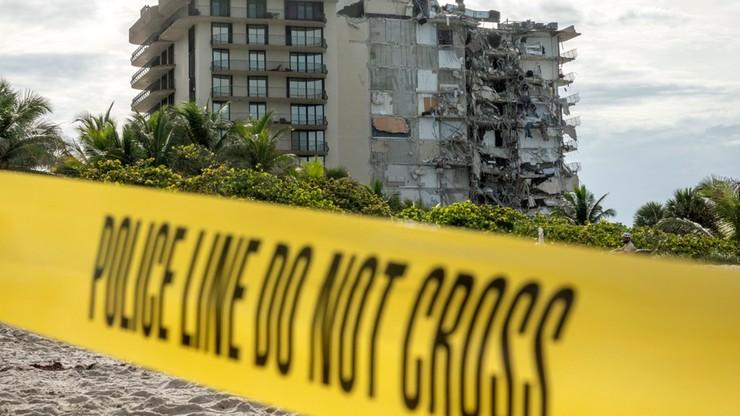 USA. Zawalił się 12-piętrowy budynek. 4 ofiary śmiertelne i 159 zaginionych