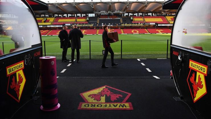 Piłkarze Watford FC otrzymają wypłaty z opóźnieniem