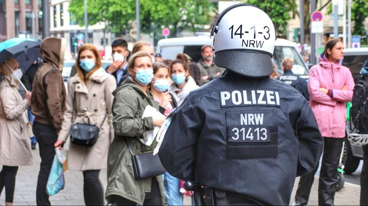 Niemcy. Rozbrojono Bombę w pobliżu lokali wyborczych w Wuppertalu. Mieszkańcy mogą iść na wybory