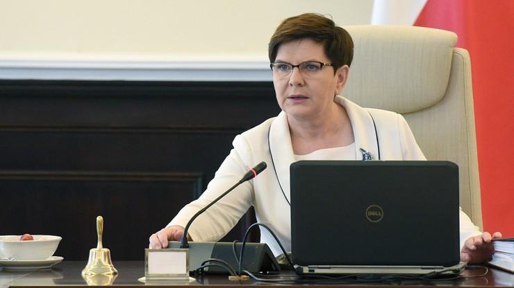 Premier na środę zwołała Rządowy Zespół Zarządzania Kryzysowego. To odpowiedź na ataki cybernetyczne w Europie