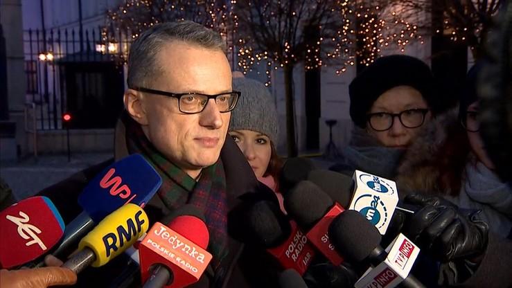 """""""Prezydent poprosił o analizy prawne dotyczące legalności piątkowych głosowań w Sejmie"""""""