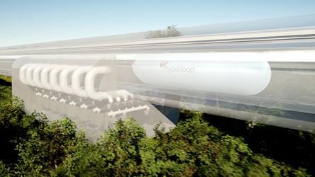 Tak będą wyglądały podróże koleją przyszłości od Virgin Hyperloop [WIDEO]