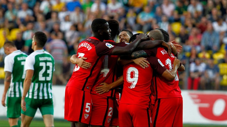 Liga Europy: Znamy pary IV rundy kwalifikacji