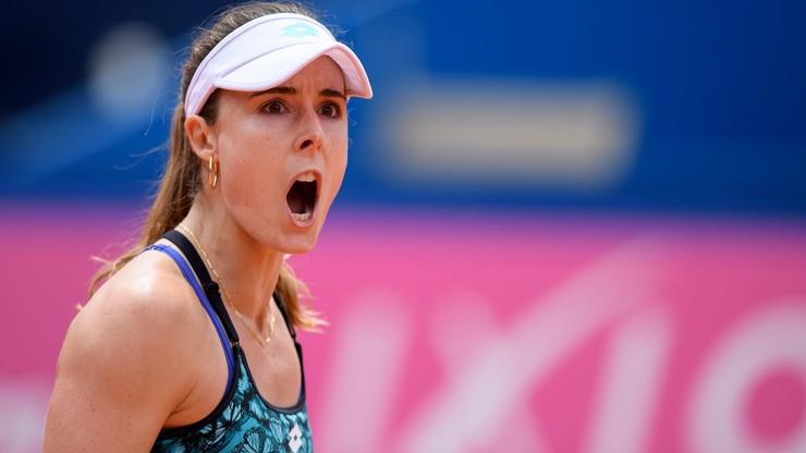 Turniej WTA w Gstaad: Cornet w finale