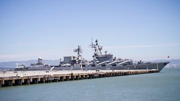 Grupa rosyjskich okrętów dotarła na Morze Śródziemne