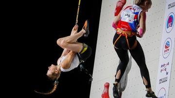 MŚ we wspinaczce sportowej: Dwa medale Polek w czasówce