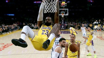 NBA: Lakers lepsi od Clippers w derbach Los Angeles