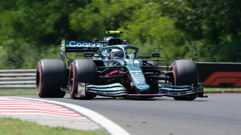 GP Węgier: Dyskwalifikacja Sebastiana Vettela, Lewis Hamilton awansował na drugie miejsce