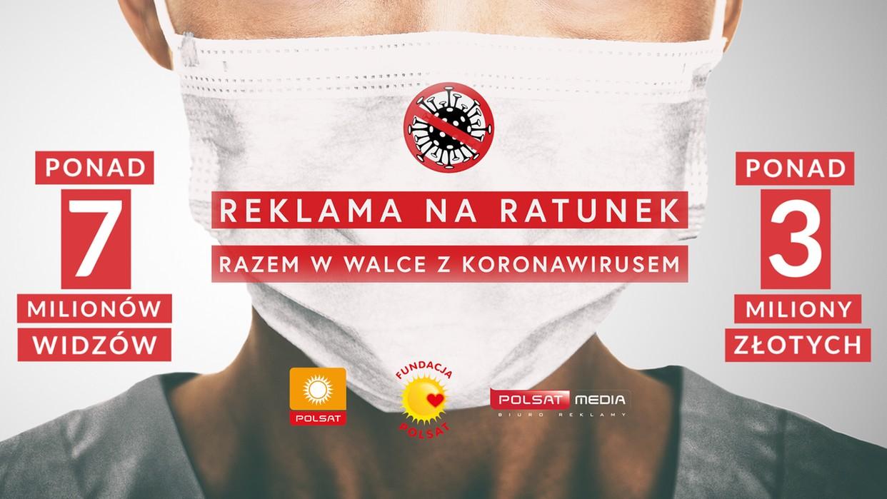 Wielki Sukces Akcji Reklama Na Ratunek W Polsacie Polsat Pl