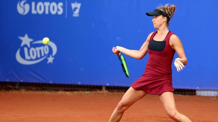 WTA w Belgradzie: Kania-Choduń odpadła w 1. rundzie debla