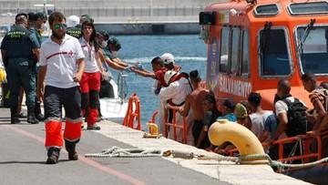 Przemytnicy zarabiają miliony euro na nielegalnych migrantach