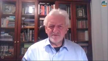 Prof. Horban: jesteśmy już na fali opadającej