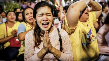 Zmarł król Tajlandii. W kraju był otoczony kultem
