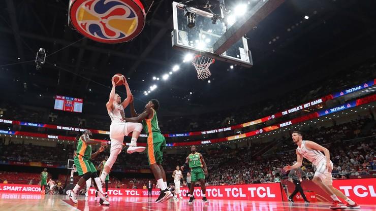 MŚ koszykarzy: Polacy zagrają o ćwierćfinał