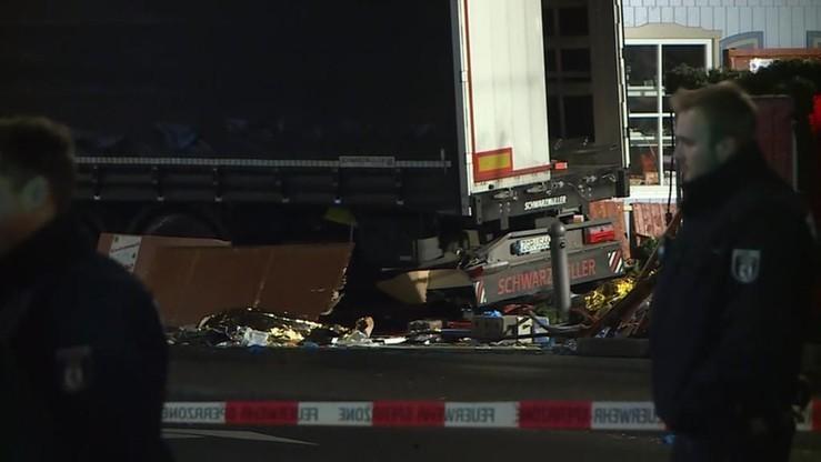 Niemiecka prokuratura: Amri działał sam. W szoferce TIR-a nie doszło do walki