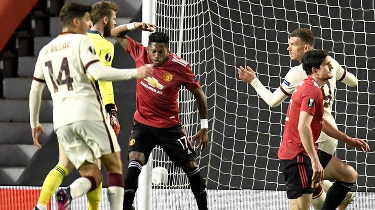 Liga Europy: AS Roma - Manchester United. Transmisja TV i stream online