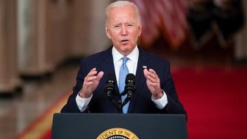 Biden: Ameryka zbyt długo była na wojnie, która powinna zakończyć się dawno temu