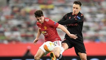 Liga Europy: Bezbramkowy remis na Old Trafford